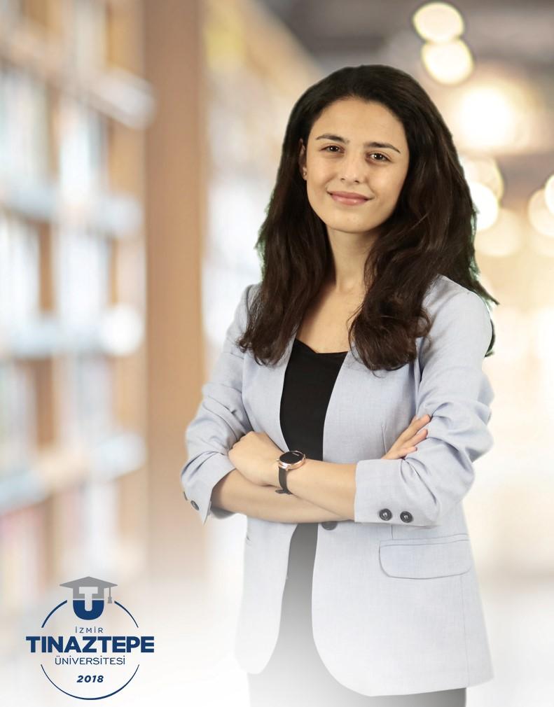 Research Assistant Derya Kılınç