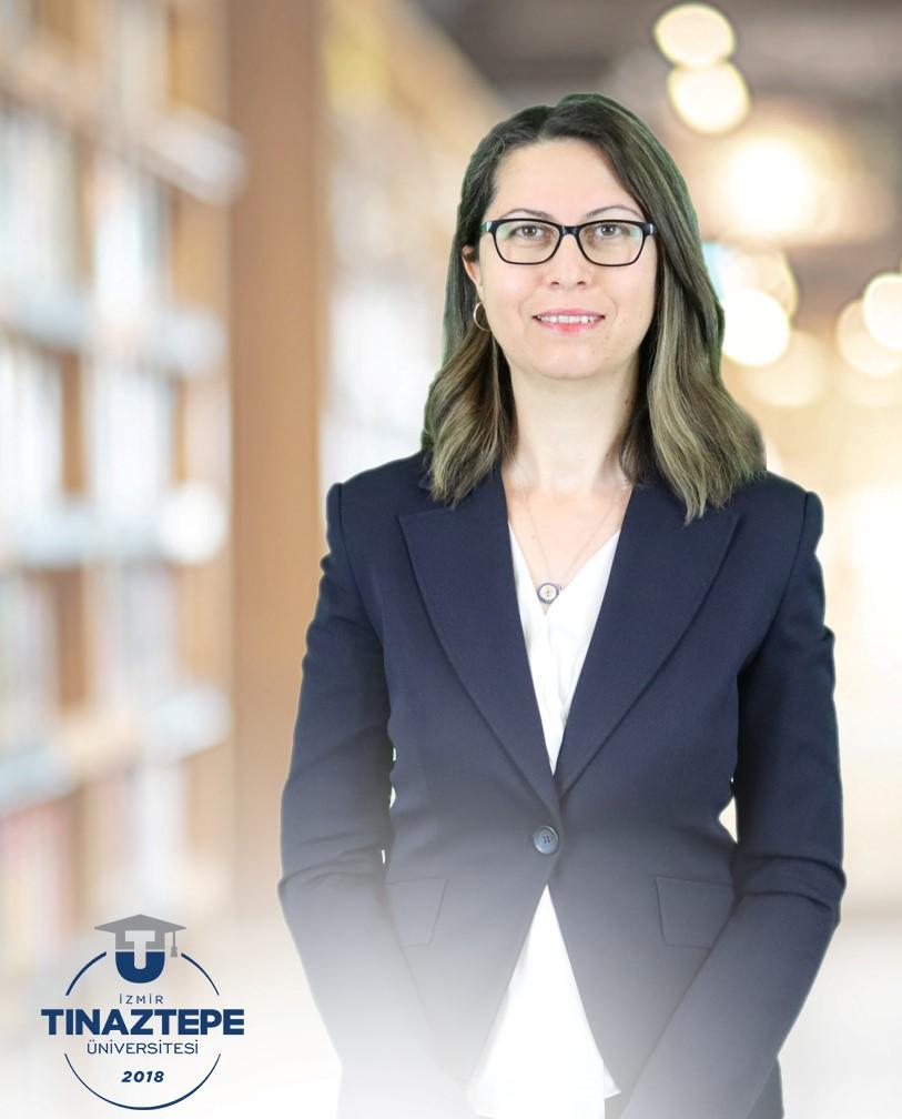 Lecturer Didem Erkan