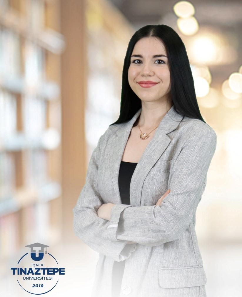 Research Assistant Ezgi Nur Çınar