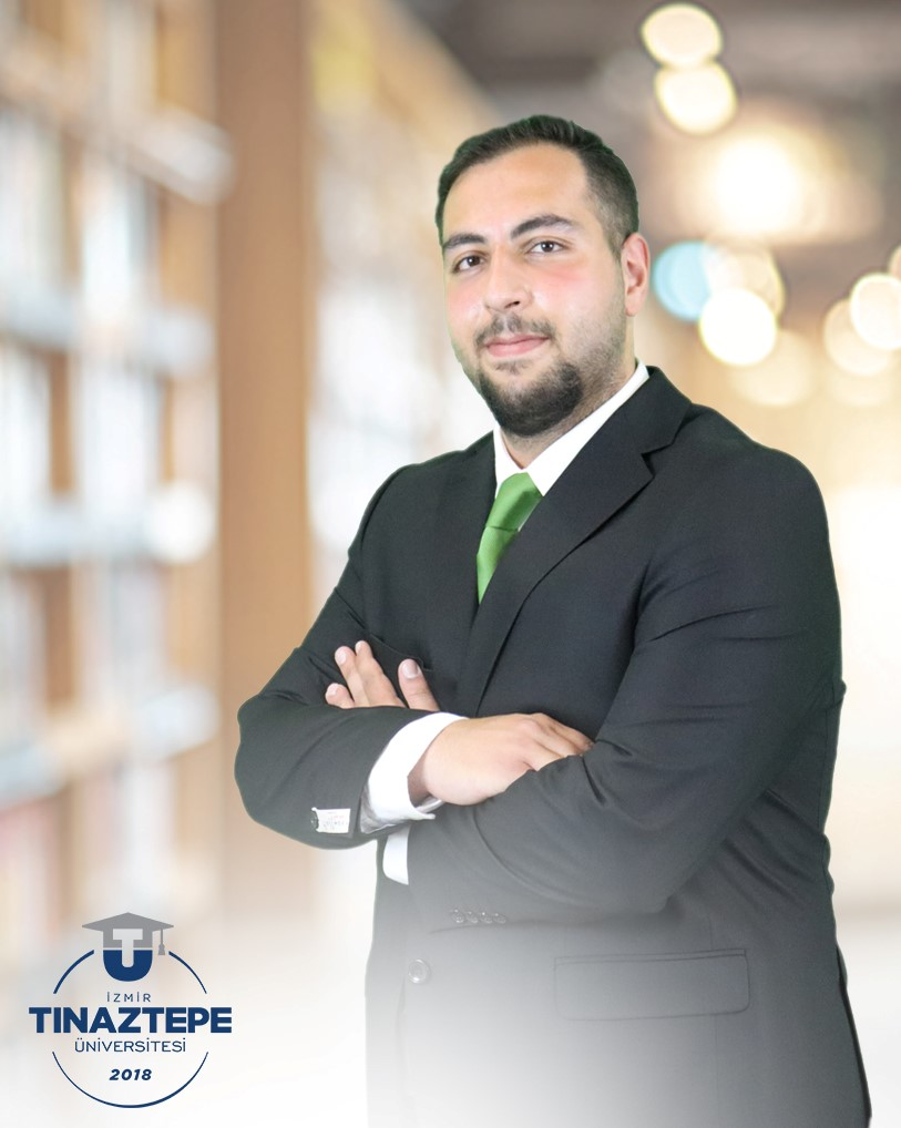 Research Assistant Mücteba Fatih Çetiner