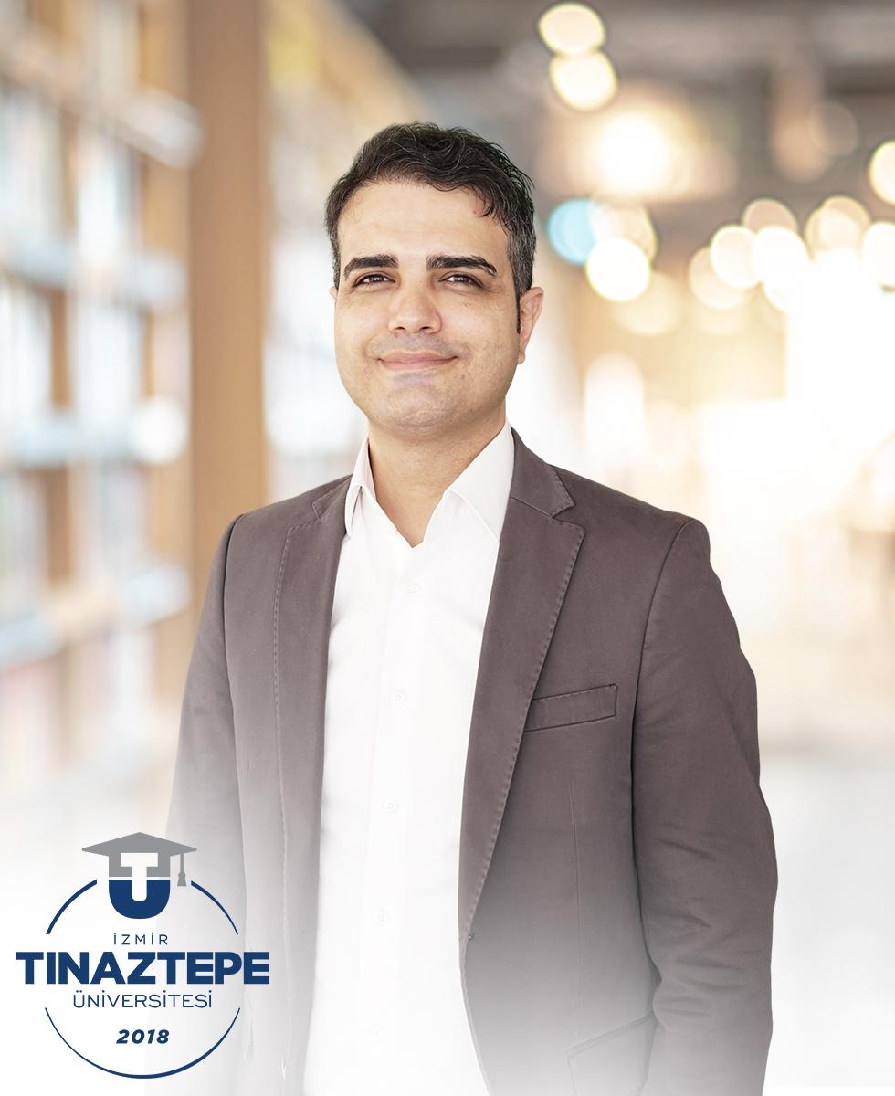 Lecturer PhD Hüseyin Mahiroğlu