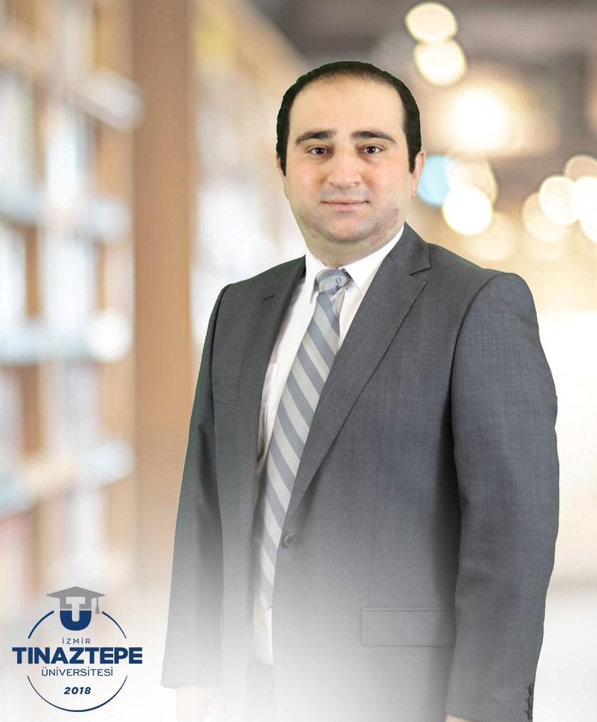 Lecturer PhD Ümit Toktaş