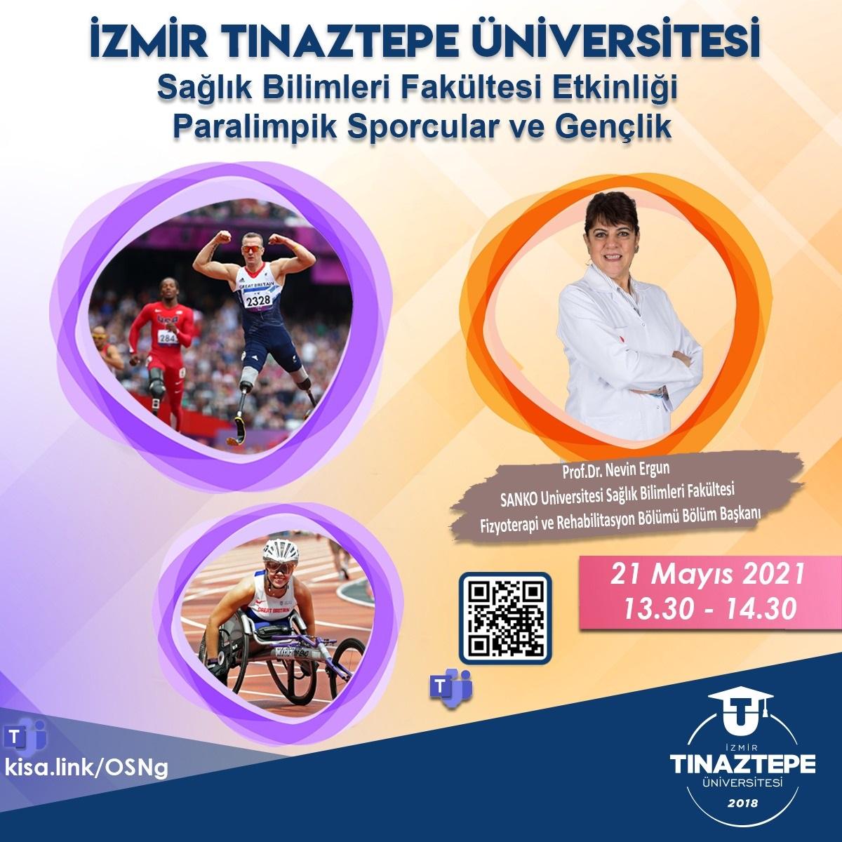 Paralimpik Sporcular ve Gençlik Etkinliği