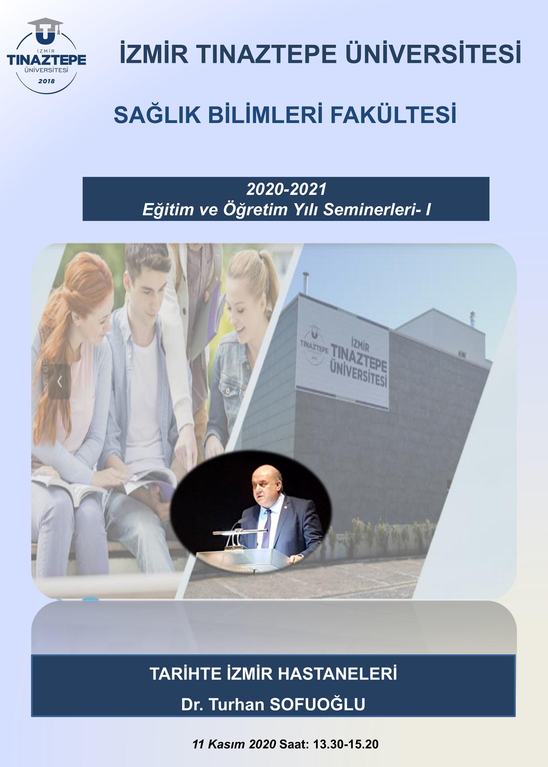 Tarihte İzmir Hastaneleri