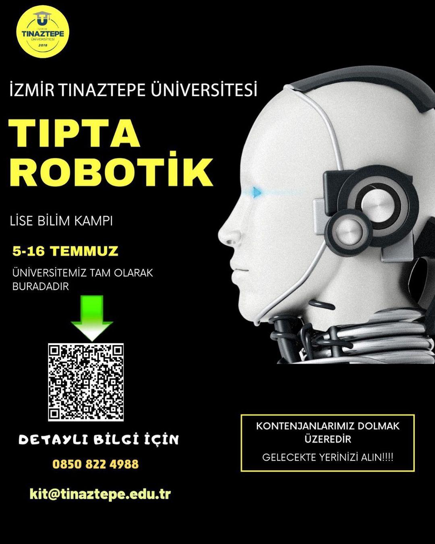 Tıpta Robotik