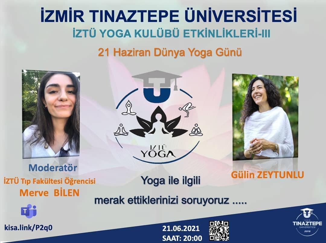 Yoga Kulübü Etkinlikleri 3