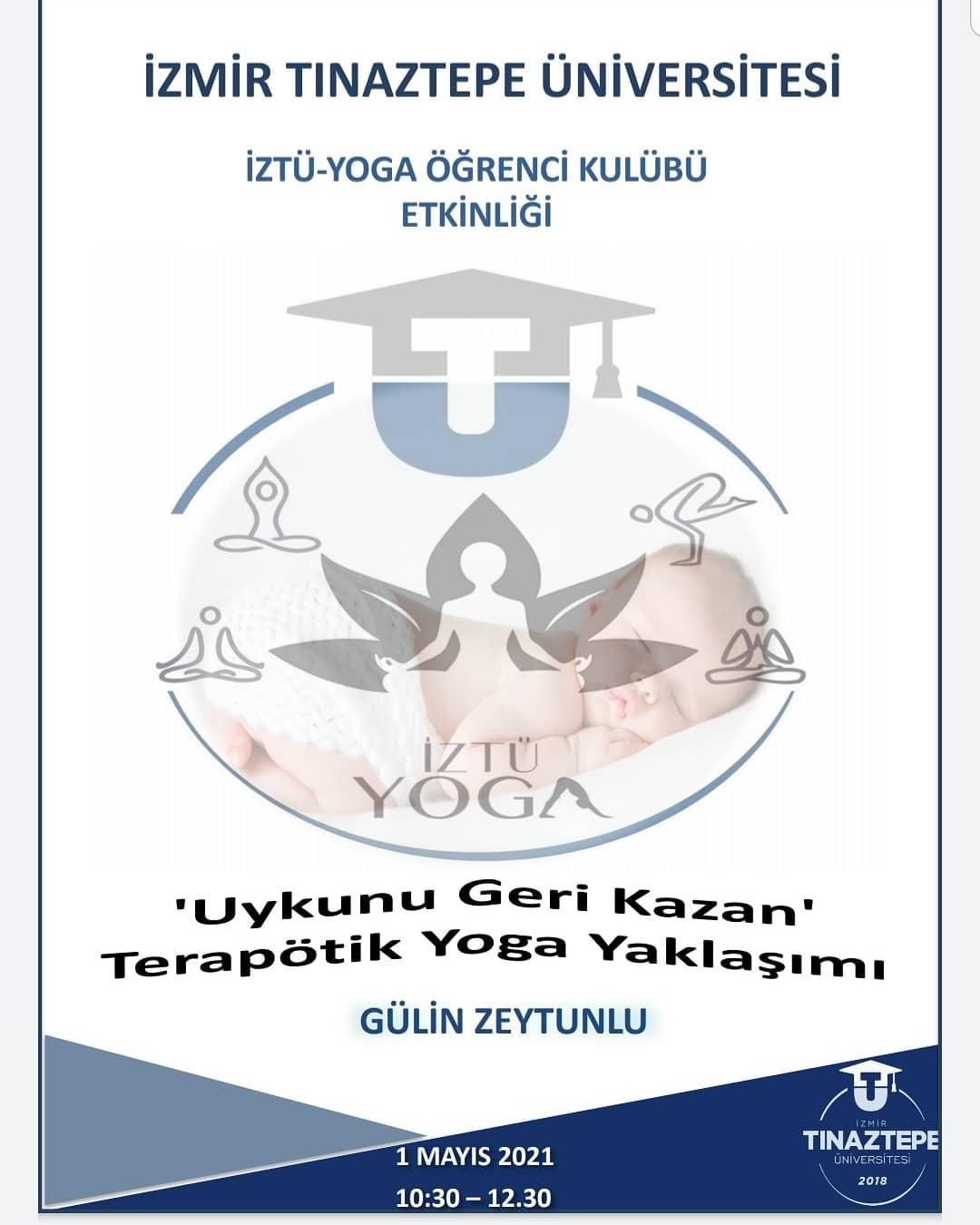 Yoga Öğrenci Kulübü Etkinliği