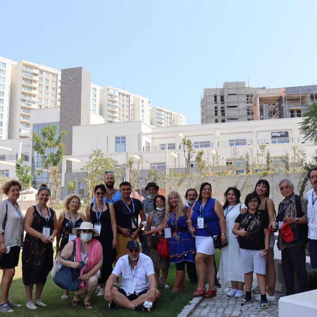 Uluslararası Resim Çalıştayı üniversitemizde gerçekleşen açılış töreni ile başladı